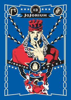 Copertina JOJONIUM (m17) n.13 - JOJONIUM 13, STAR COMICS