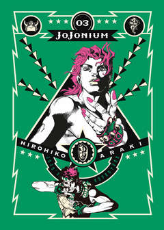 Copertina JOJONIUM (m17) n.3 - JOJONIUM, STAR COMICS