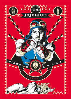 Copertina JOJONIUM (m17) n.4 - JOJONIUM, STAR COMICS