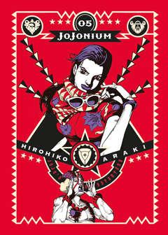 Copertina JOJONIUM (m17) n.5 - JOJONIUM, STAR COMICS