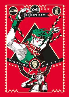 Copertina JOJONIUM (m17) n.6 - JOJONIUM, STAR COMICS