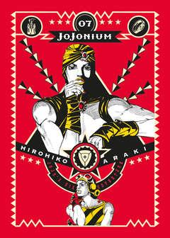 Copertina JOJONIUM (m17) n.7 - JOJONIUM, STAR COMICS