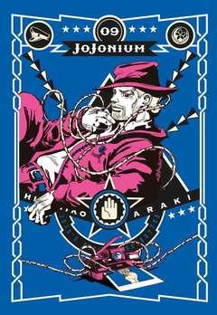 Copertina JOJONIUM (m17) n.9 - JOJONIUM 9, STAR COMICS