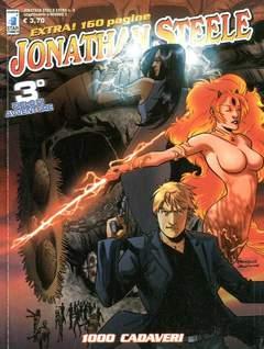 Copertina JONATHAN STEELE EXTRA n.4 - 1000 cadaveri, STAR COMICS