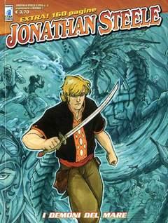 Copertina JONATHAN STEELE EXTRA n.3 - DEMONI DEL MARE, STAR COMICS