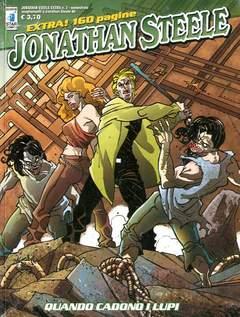 Copertina JONATHAN STEELE EXTRA n.2 - JONATHAN STEELE EXTRA        2, STAR COMICS