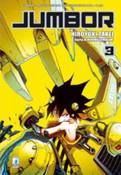 Copertina JUMBOR n.3 - JUMBOR, STAR COMICS