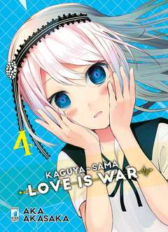 Copertina KAGUYA-SAMA: LOVE IS WAR n.4 - KAGUYA-SAMA: LOVE IS WAR 4, STAR COMICS