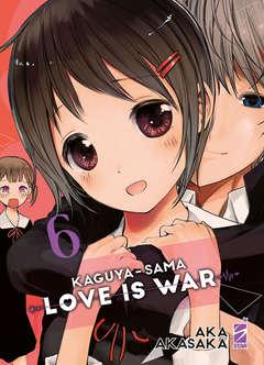 Copertina KAGUYA-SAMA: LOVE IS WAR n.6 - KAGUYA-SAMA: LOVE IS WAR 6, STAR COMICS