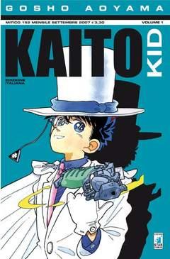 Copertina KAITO KID n.1 - KAITO KID, STAR COMICS