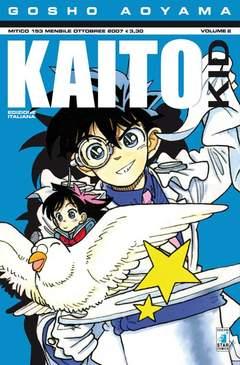 Copertina KAITO KID n.2 - KAITO KID, STAR COMICS