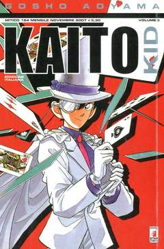 Copertina KAITO KID n.3 - KAITO KID, STAR COMICS