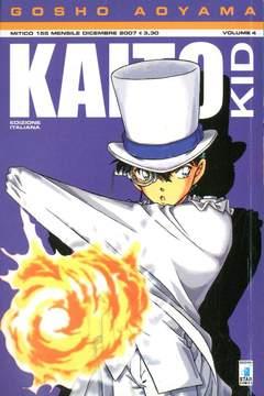 Copertina KAITO KID n.4 - KAITO KID, STAR COMICS