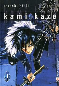Copertina KAMIKAZE n.1 - KAMIKAZE 1 (m9), STAR COMICS