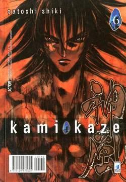 Copertina KAMIKAZE n.6 - KAMIKAZE 6 (m9), STAR COMICS