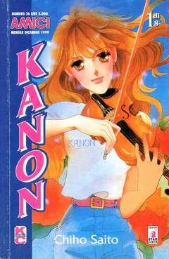 Copertina KANON n.1 - KANON 1, STAR COMICS