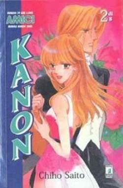 Copertina KANON n.2 - KANON 2, STAR COMICS