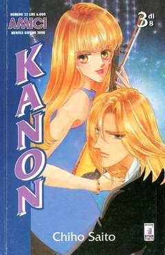 Copertina KANON n.3 - KANON 3, STAR COMICS