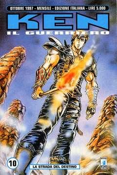 Copertina KEN IL GUERRIERO n.10 - KEN IL GUERRIERO            10, STAR COMICS