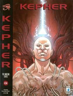 Copertina KEPHER n.1 - LIMBO, STAR COMICS