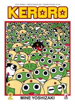 Copertina KERORO n.2 - KERORO, STAR COMICS