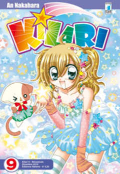 Copertina KILARI (m14) n.9 - KILARI, STAR COMICS
