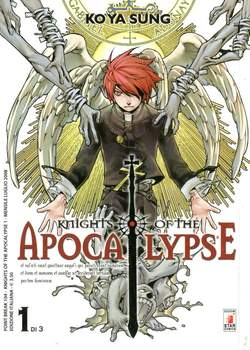 Copertina KNIGHTS OF THE APOCALYPSE n.1 - KNIGHTS OF THE APOCALYPSE 1 (m3), STAR COMICS
