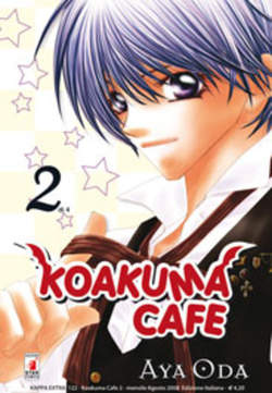 Copertina KOAKUMA CAFE n.2 - KOAKUMA CAFE 2, STAR COMICS