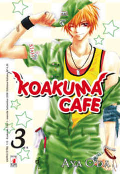 Copertina KOAKUMA CAFE n.3 - KOAKUMA CAFE 3, STAR COMICS