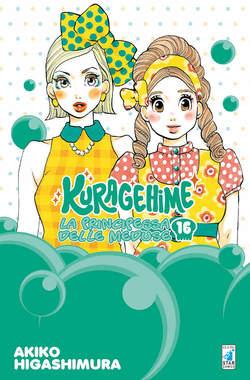 Copertina KURAGEHIME n.16 - LA PRINCIPESSA DELLE MEDUSE, STAR COMICS