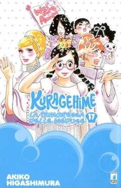 Copertina KURAGEHIME (m17) n.17 - LA PRINCIPESSA DELLE MEDUSE, STAR COMICS
