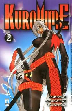 Copertina KUROHIME MAGICAL GUNSLINGER n.2 - KUROHIME 2, STAR COMICS