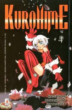 Copertina KUROHIME MAGICAL GUNSLINGER n.4 - KUROHIME 4, STAR COMICS