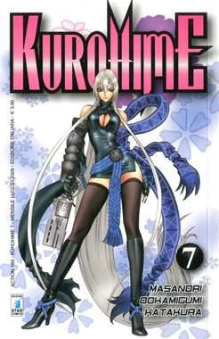 Copertina KUROHIME MAGICAL GUNSLINGER n.7 - KUROHIME 7, STAR COMICS