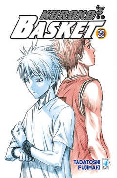 Copertina KUROKO'S BASKET n.25 - KUROKO'S BASKET 25, STAR COMICS
