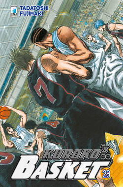 Copertina KUROKO'S BASKET n.29 - KUROKO'S BASKET 29, STAR COMICS