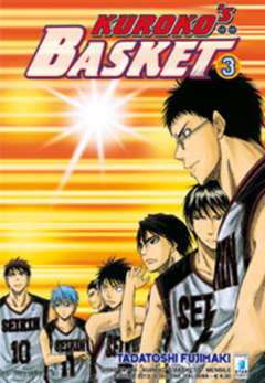 Copertina KUROKO'S BASKET n.3 - KUROKO'S BASKET 3, STAR COMICS