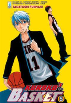 Copertina KUROKO'S BASKET n.5 - KUROKO'S BASKET 5, STAR COMICS