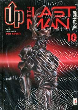 Copertina LAST MAN n.10 - LAST MAN 10, STAR COMICS