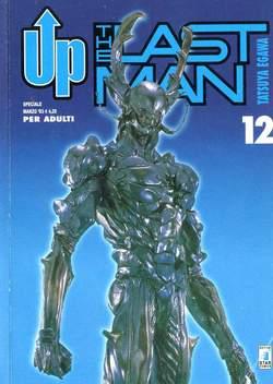 Copertina LAST MAN n.12 - LAST MAN 12, STAR COMICS