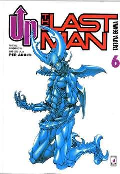 Copertina LAST MAN n.6 - LAST MAN 6, STAR COMICS