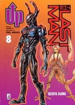 Copertina LAST MAN n.8 - LAST MAN 8 (m12), STAR COMICS
