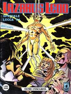 STAR COMICS - LAZARUS LEDD  fiere