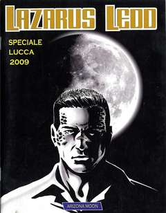 Copertina LAZARUS LEDD n.FS 2 - ARIZONA MOON, STAR COMICS