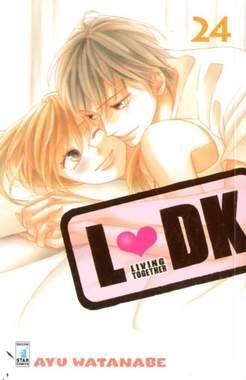 Copertina LDK n.24 - LDK (m24), STAR COMICS