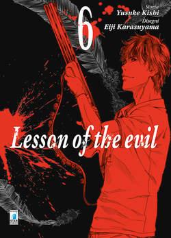 Copertina LESSON OF THE EVIL n.6 - LESSON OF THE EVIL 6 (m9), STAR COMICS