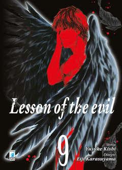 Copertina LESSON OF THE EVIL n.9 - LESSON OF THE EVIL 9 (m9), STAR COMICS