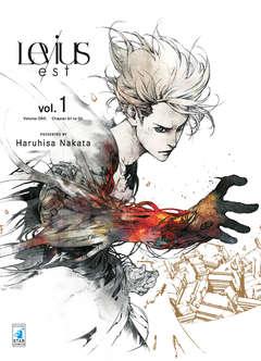 Copertina LEVIUS/EST n.1 - LEVIUS/EST 1, STAR COMICS