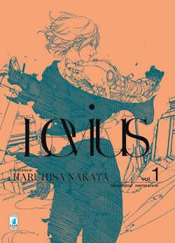 Copertina LEVIUS n.1 - LEVIUS (m3), STAR COMICS