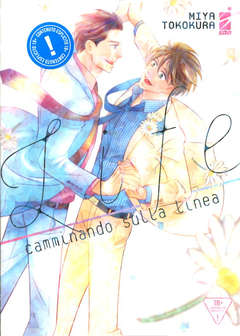 Copertina LIFE CAMMINANDO SULLA LINEA n. - QUEER 9, STAR COMICS